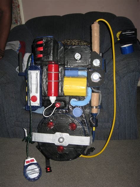 Real Ghostbusters Proton Pack by Real Ghostbusters Proton Pack By Angstyguy On Deviantart