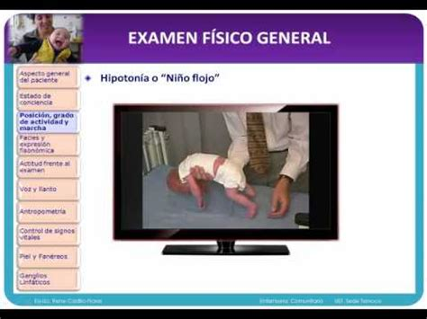 examen fisico general www capacitacionesonline com examen fisico general