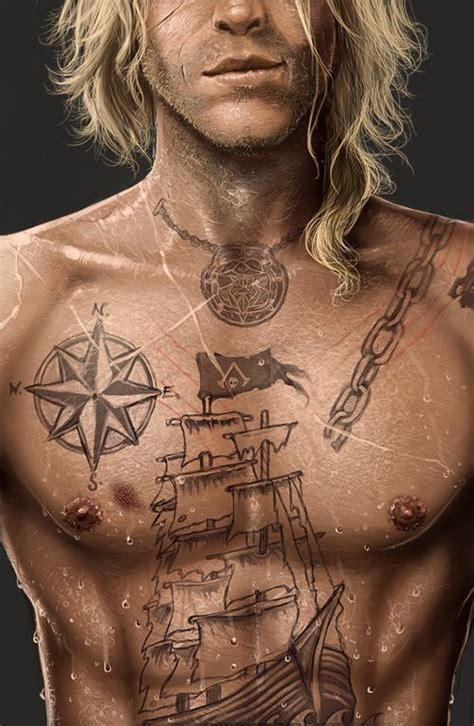 assassins creed tattoo tumblr best 25 black flag tattoo ideas on pinterest black flag