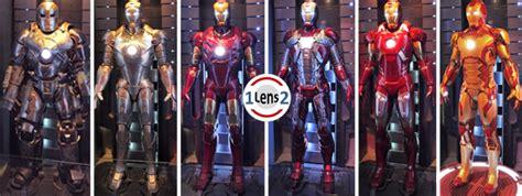 evolution iron man suits mark viii