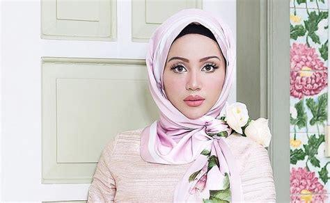 biodata nadiyah shahab pelakon cantik manis berasal  singapura