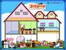 Free Doll House Decorating by Dollhouse Decoration 2 Free At Kissinggames