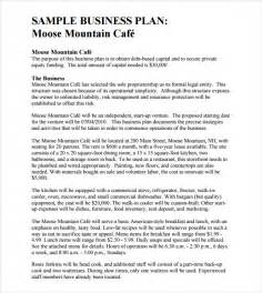 Simplified Business Plan Template by Business Plan Format Free Exles Search Engine