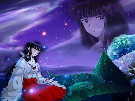 wallpapers hd anime inuyasha miko kikyo hd wallpaper anime inuyasha desktop