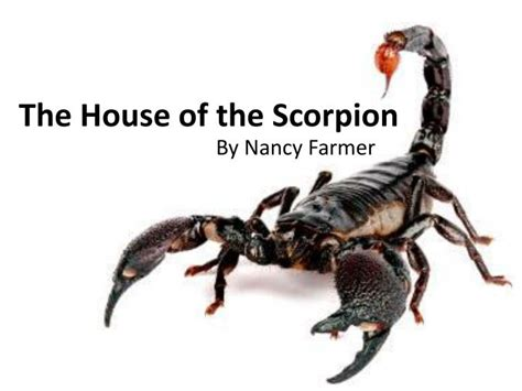 the house of the scorpion ppt the house of the scorpion powerpoint presentation