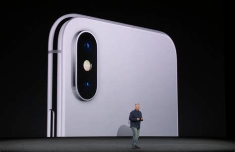 iPhone X, iPhone 8, and iPhone 8 Plus: All the specs