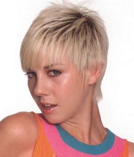 very short punky hairstyles for fine thin hair hairstyle