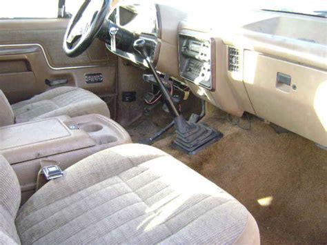 1989 ford f 250 4x4 diesel b49667 at Alpine Motors