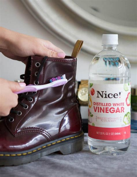 7 ways to fix your scratched stained or broken shoes