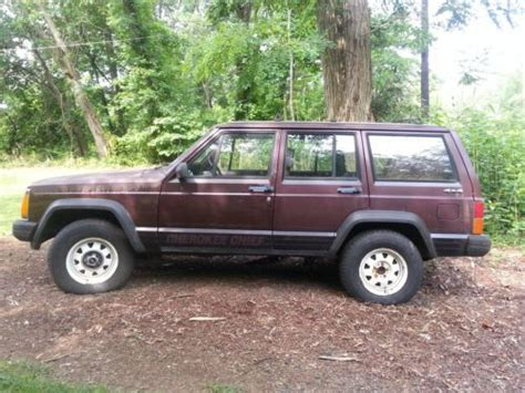 1987 Jeep Chief Find Used 1987 Jeep Chief 4 0l 4wd 139k