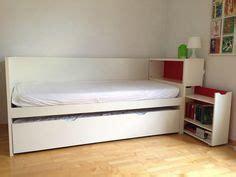 Ikea Flaxa Guest Bed Flaxa Bed Frame W Storage Slatted Bedbase White Boys