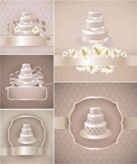 wedding cake templates free wedding cake templates vector free stock vector