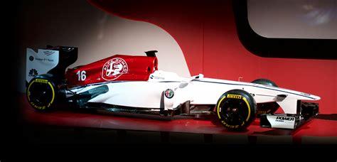 Alfa Romeo F1 by Alfa News Alfa Romeo Sauber F1 Team Livery Unveiled