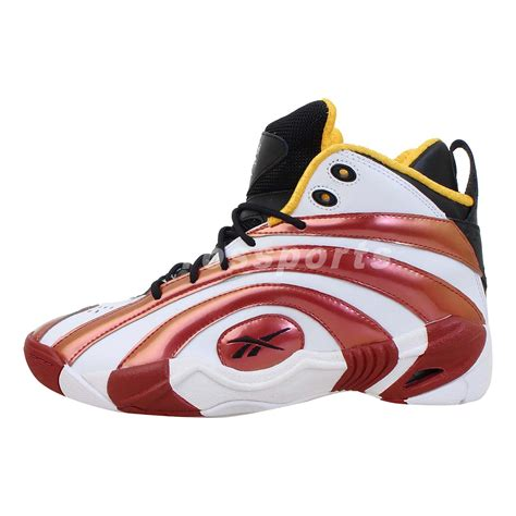 miami heat basketball shoes reebok shaqnosis og 2013 miami heat shaquille oneal mens