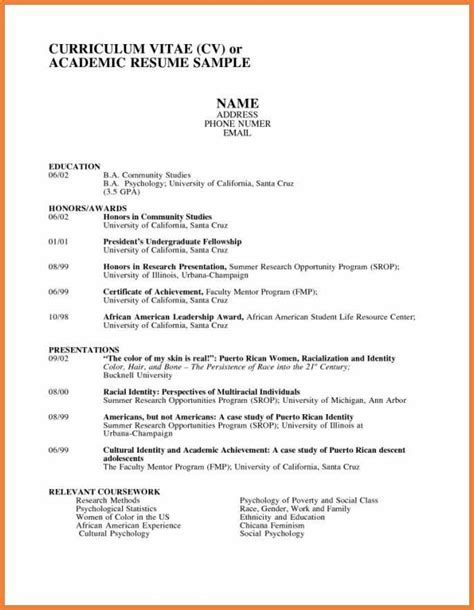awards in resume resume ideas