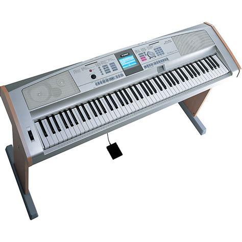 Keyboard Yamaha Portable Grand Yamaha Dgx 505 88 Key Portable Grand Digital Keyboard And Wood Grain Stand Music123