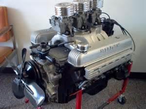 Buick Motors 57 364 Nailhead Engines Power Plants Mills