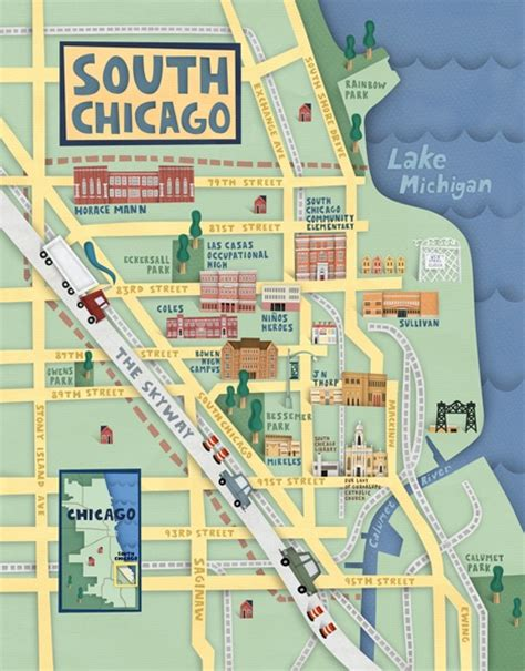 chicago map south side 1000 ideas about south side chicago on