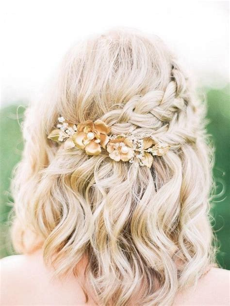 wedding styles for really hair 15 photo of hairstyles for hair for a wedding