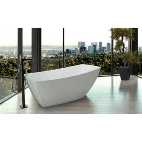 ferguson bathtubs jacuzzi jstf6731buxxxxw stella unique size soaking tub