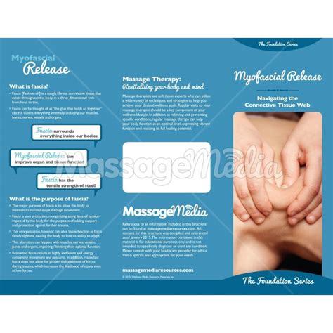 Myofascial Release Detox Symptoms by Brochure Day Spa Resort Brochure Template Design