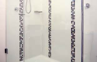 shower tile designs glass mosaics shower mosaic border jk