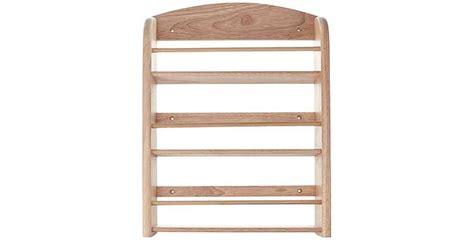 portaspezie legno portaspezie da muro i pi 249 belli per arredare la tua parete