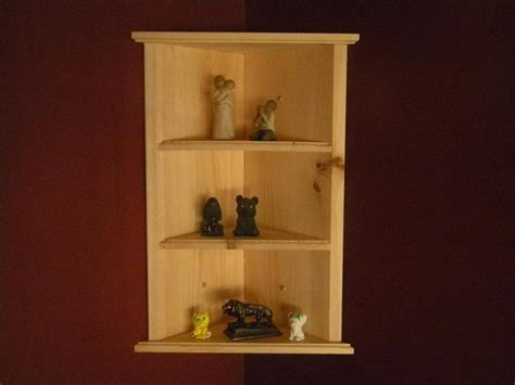 woodwork wood corner shelf plan pdf plans