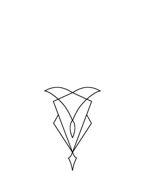 geometric tattoo flash geometric art deco symmetrical tattoo design flash