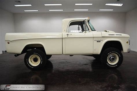1968 dodge swb power wagon 4x4 cummins diesel classic 1000 images about cars n trucks on pinterest chevy