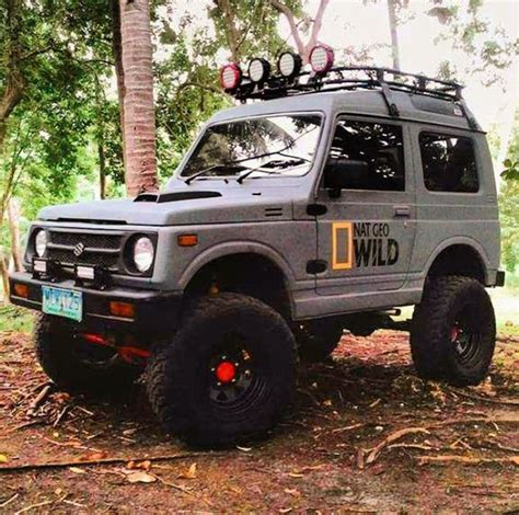 suzuki jimny katana love this zuk samurai pinterest love this and love