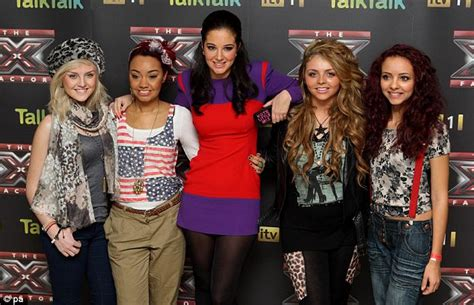 lil mix and tulisa mp x factor 2013 judges sharon osbourne officially unveiled