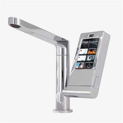 Electronic Lavatory Faucet by High Tech Bathroom Faucets For Digital And Electronic