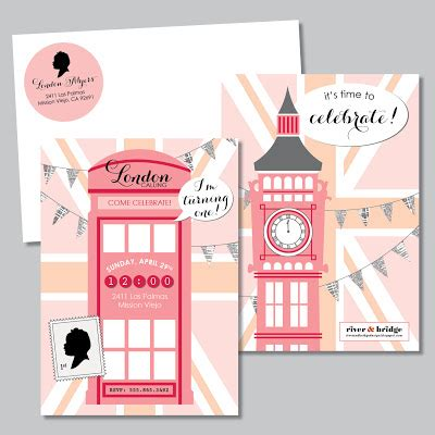 invitation design london the adventures of hudson and london london s 1st birthday