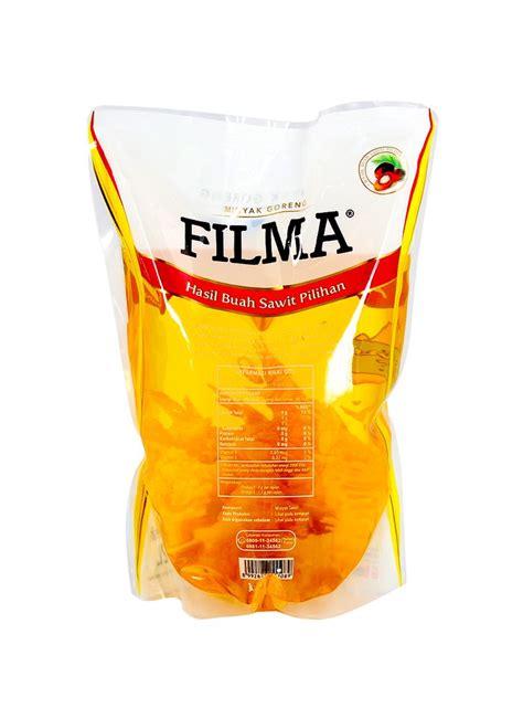 Minyak Filma filma minyak goreng refill pch 2000ml klikindomaret