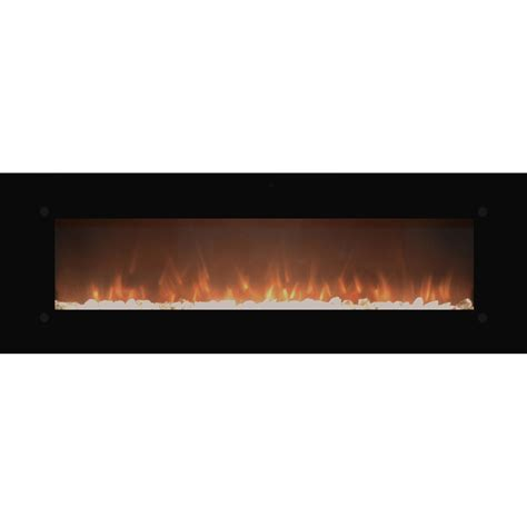 Onyx Fireplace by Onyx Xl 72 Quot Wall Mounted Fireplace