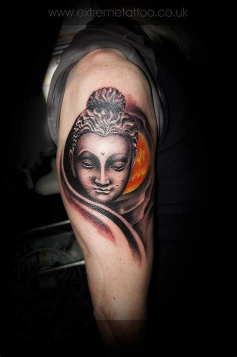 buddhist tribal tattoos 46 best buddah tattoos images on ideas
