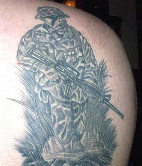 tattoo gallery military us military tattoos damn cool pictures