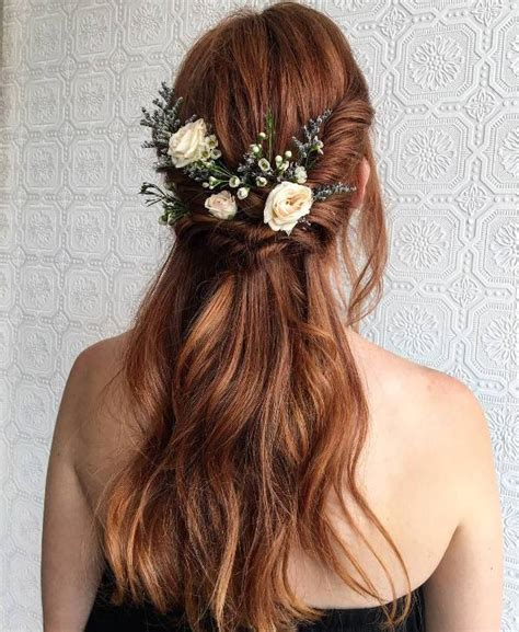 Boho Wedding Hairstyles by 15 Wedding Hairstyle Designs Ideas Design Trends