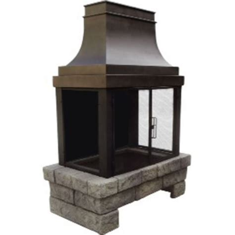 Patio Fireplaces Wood Burning by 25 Best Ideas About Outdoor Wood Burning Fireplace On