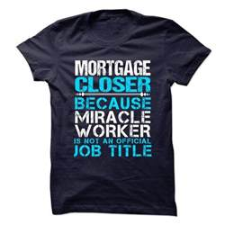 Mortgage Closer by Mortgage Closer Hoodies Punch T Shirt Hoodie