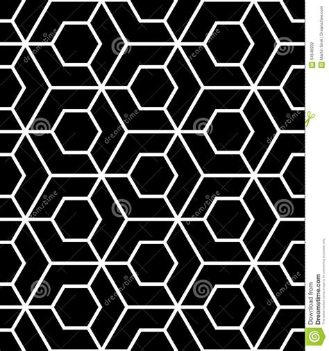 pattern black and white modern vector modern seamless sacred geometry pattern black and
