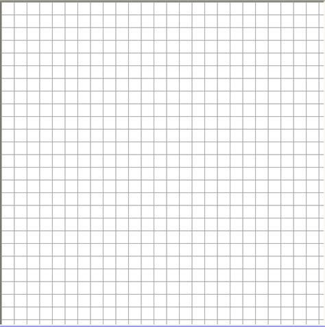How To Make Graph Paper - 6 grid paper to print sales report template