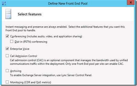 Define Collocate by Lync Server 2013 Deployment Part 1
