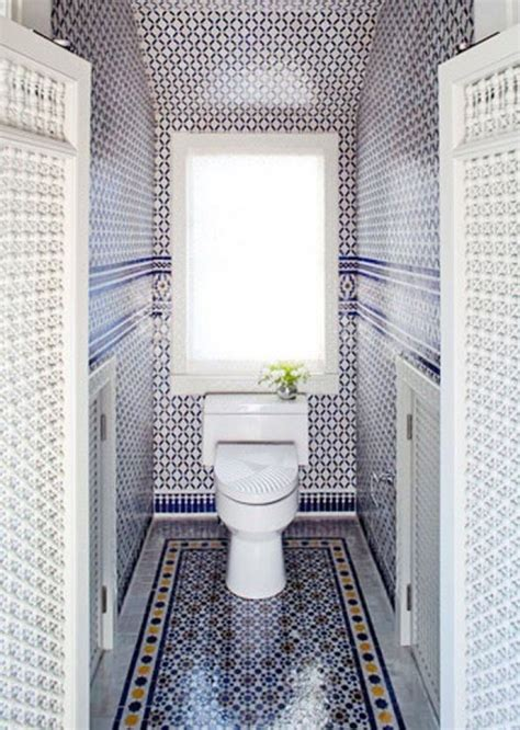 moroccan tile bathroom blue moroccan mosaic tile bathroom in cape cod