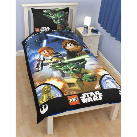 Star Wars Duvets Bedding Bedroom Accessories Free Uk P Lego Wars Bedding Set