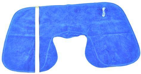 Bantal Leher Neck Pillow Bantal U Bantal Mobil Kartun travelling products pillow air bantal angin gray jakartanotebook