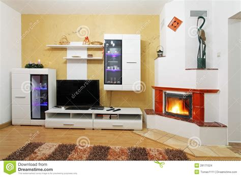 pictures of beautiful living rooms with fireplaces beautiful living room with fireplace stock images image