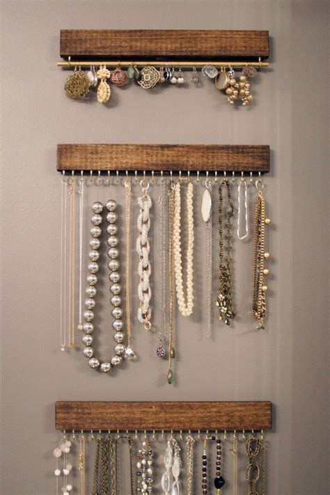 how to make a jewelry hanger recycled jewelry hangers diy recycled things
