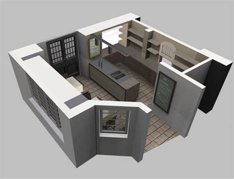 design 3d software company elecosoft announces that its architectural design software now has 3d printing